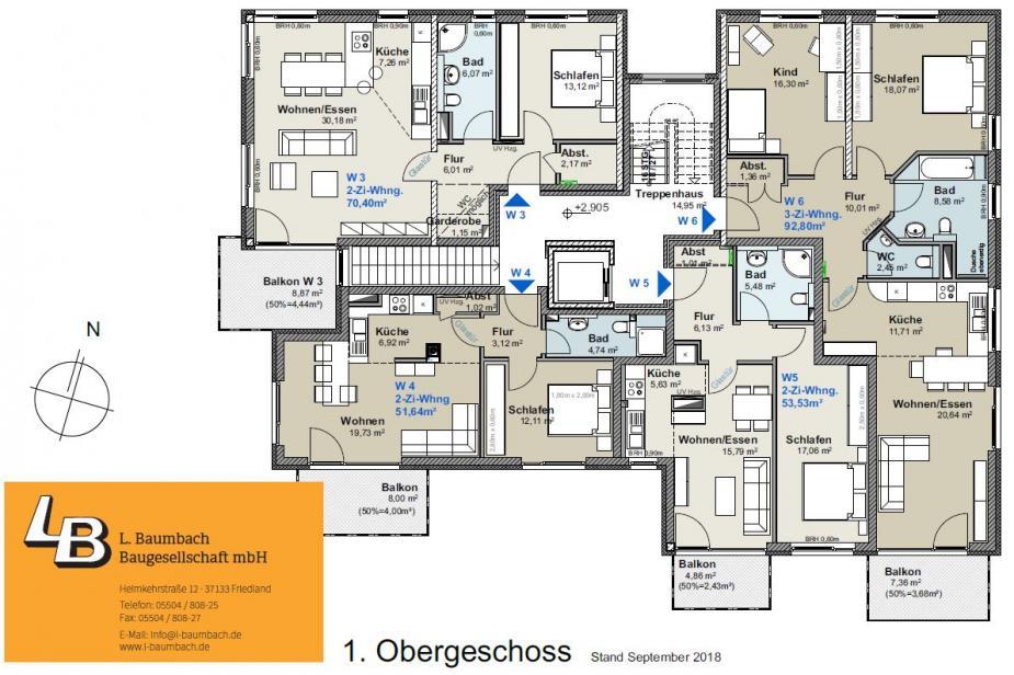 l baumbach baugesellschaft mbh friedland. Black Bedroom Furniture Sets. Home Design Ideas